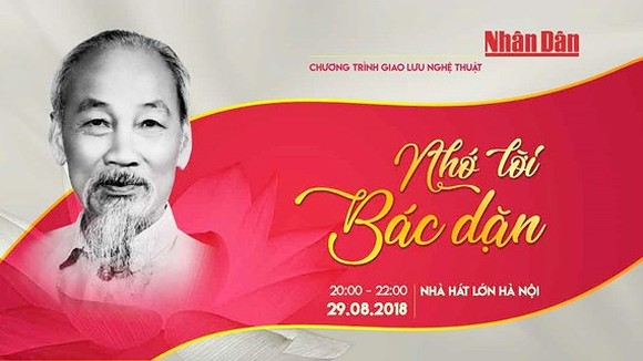 Art performance celebrates 49 years of Ho Chi Minh's testament
