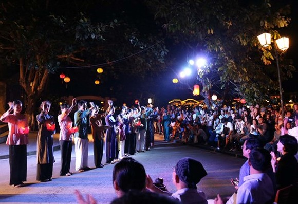 The event attracts a large number of visitors. (Photo: sggp)