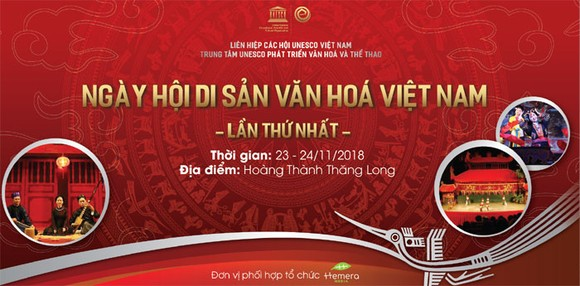 Vietnam Cultural Heritage Day 2018 opens in Hanoi