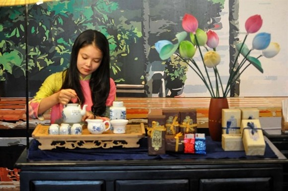 The international competition held in Hue will attract some of the world's top tea sommeliers. (Photo: VNA)