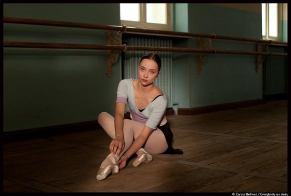 """In the film """"Polina"""""""