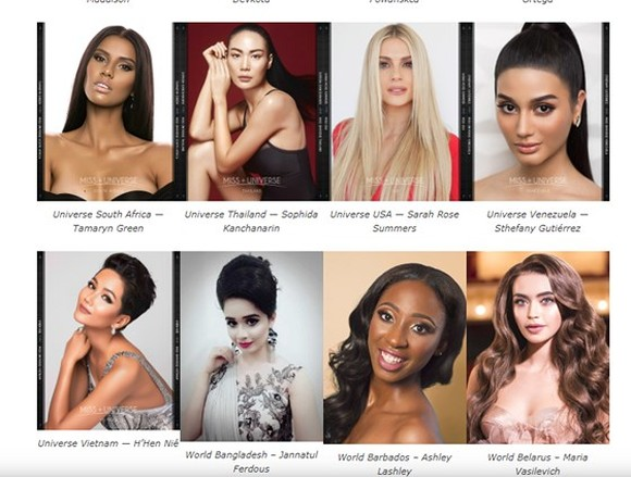 Vietnamese beauties nominated for Timeless Beauty award