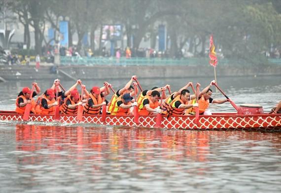 Hanoi releases 2019 Dragon Boat Race schedule