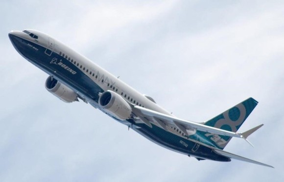 The Civil Aviation Authority of Vietnam (CAAV) on March 13 decided to nullify the granted licences and not to grant new ones for flights using the Boeing 737 Max to enter Vietnam's airspace (Photo: Airside International)