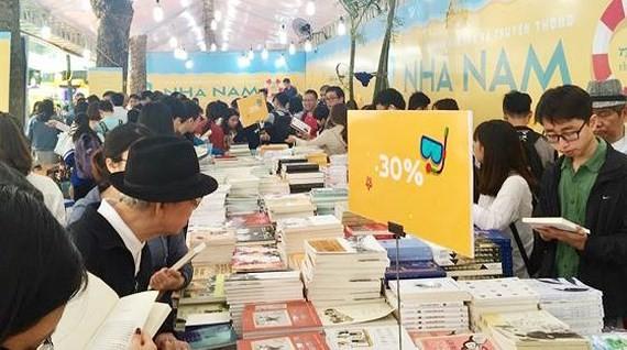 Activities marks Vietnam Book Day 2019