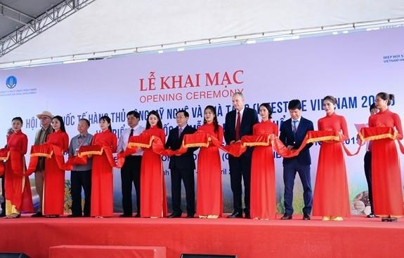 OCOP International Trade Fair opened in HCM City