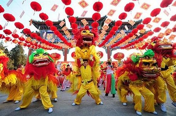 Second Kylin-Lion-Dragon Dance Festival to open next week