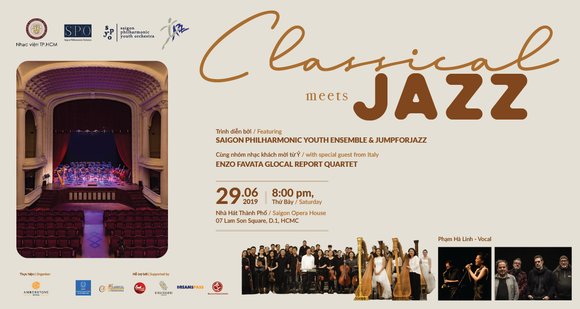 Sat, Sun night's weekend of Jazz performances in HCMC