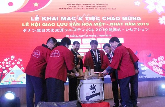 Vietnam-Japan Culture Exchange Festival 2019 opens in Da Nang