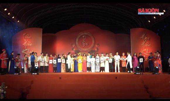 Celebration of ancestor of stage held across city