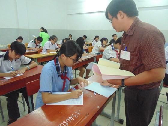 Trường Phổ thông Năng khiếu (ĐHQG TPHCM) công bố điểm chuẩn vào lớp 10 ảnh 3
