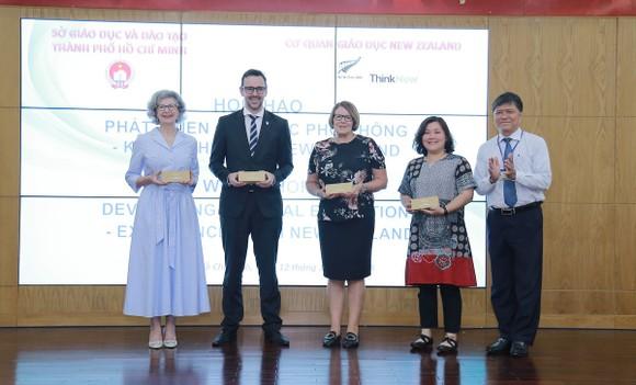 TPHCM chia sẻ kinh nghiệm hợp tác giáo dục với New Zealand ảnh 1