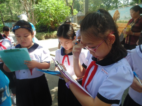 TPHCM tổ chức chương trình tiết học ngoài nhà trường bậc tiểu học ảnh 3