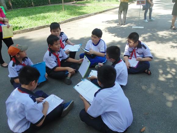 TPHCM tổ chức chương trình tiết học ngoài nhà trường bậc tiểu học ảnh 4