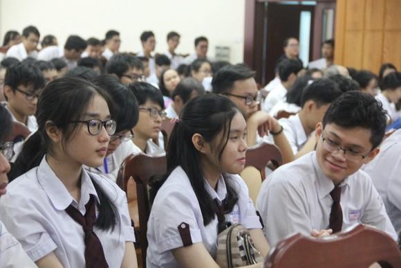 TPHCM: Ra quân 11 đội tuyển tham dự kỳ thi học sinh giỏi cấp quốc gia năm học 2018-2019 ảnh 2