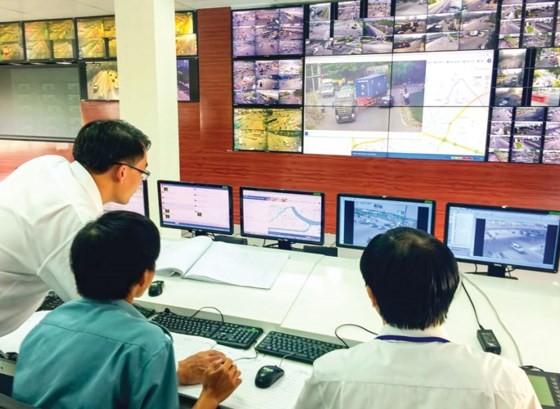 Hệ thống CTTGT giao thông TPHCM sẽ giúp người dân chủ động hơn khi tham gia giao thông. Ảnh: LAN ANH