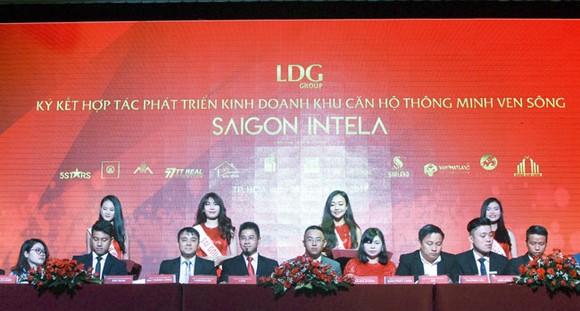 LDG công bố dự án căn hộ thông minh Saigon Intela