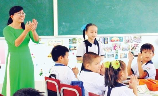 Giữ nguyên định mức giáo viên đối với tất cả bậc học