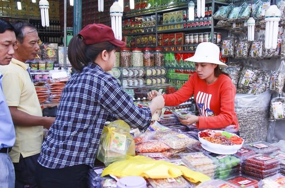 Sắc màu rau quả chợ Đà Lạt ảnh 2