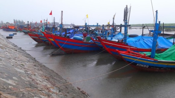 Đêm nay 16-7, vùng ven biển từ Thanh Hóa đến Hà Tĩnh có gió bão giật cấp 11  ảnh 1