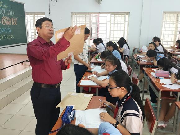 """Cuộc thi """"Văn hay chữ tốt"""" năm 2017 tại TPHCM"""": 16 đơn vị hoàn thành vòng thi cấp quận, huyện ảnh 3"""