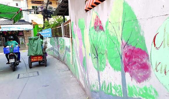 kỹ năng thể hiện, bức tranh đường phố ảnh 4