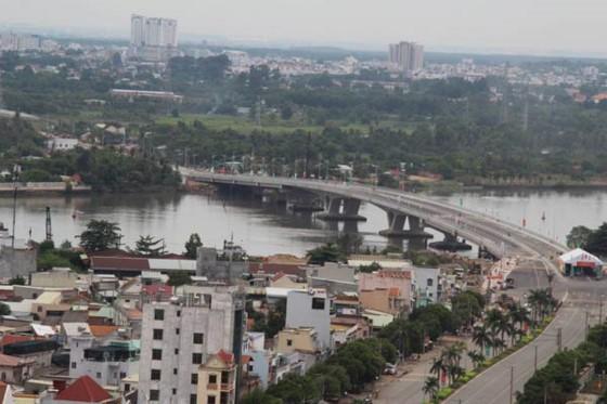 Dong Nai allows vehicles traveling through An Hao Bridge ảnh 2
