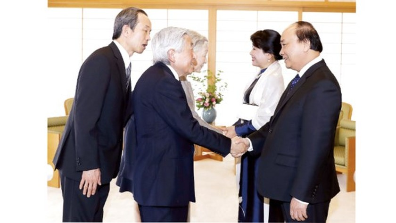 VN , Japan deepen strategic partnership  ảnh 1