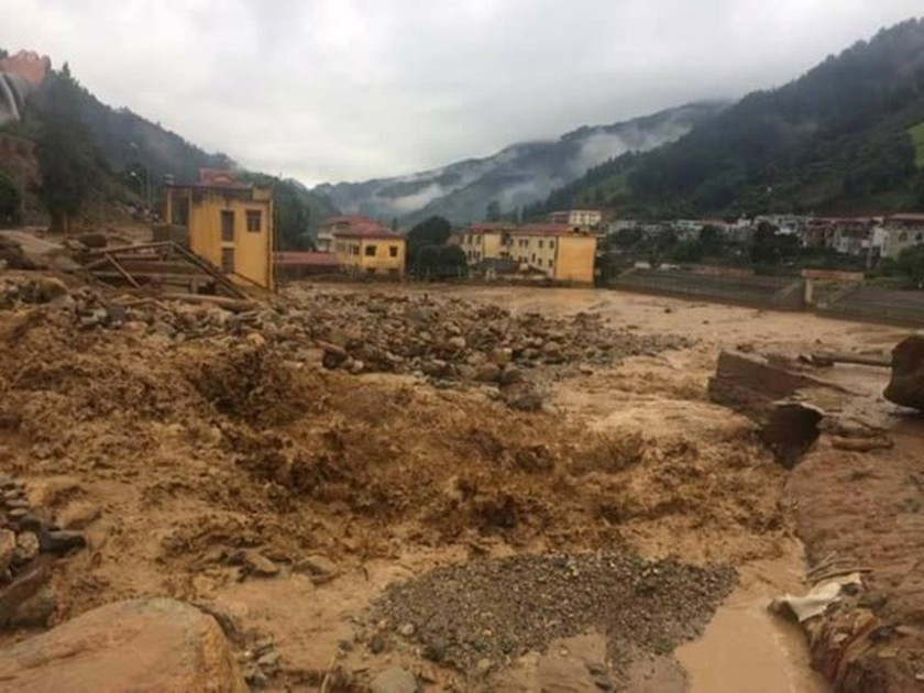 flashflood in northern moutainous provinces ảnh 3