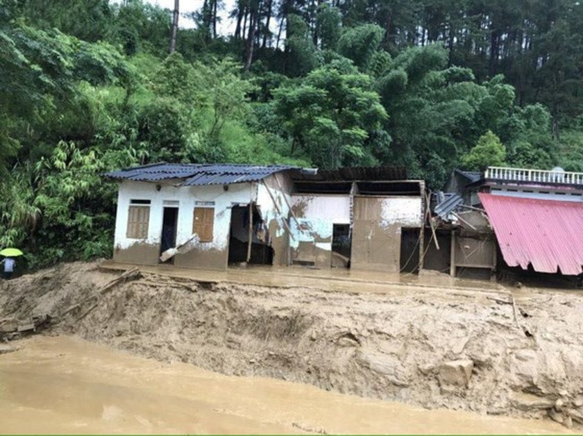 flashflood in northern moutainous provinces ảnh 5
