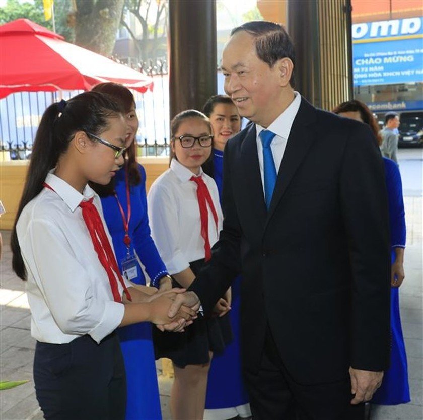 20 million Vietnamese students embark on new academic year ảnh 1
