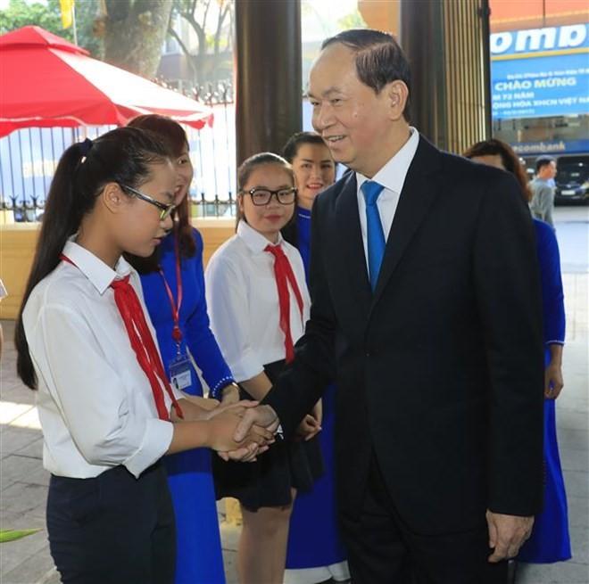 20 million Vietnamese students embark on new academic year ảnh 1