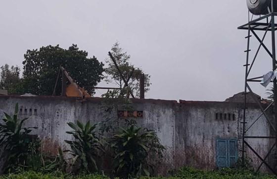 Cyclone sweeps through Lam Dong  ảnh 4
