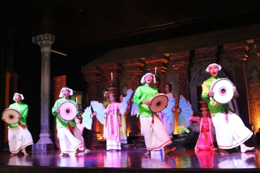 APEC ministers' excellency experience cultural heritage of Quang Nam  ảnh 5
