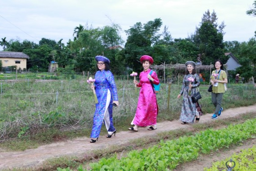 APEC ministers' excellency experience cultural heritage of Quang Nam  ảnh 2