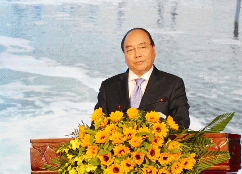 PM Nguyen Xuan Phuc joins Bac Lieu Investment Promotion Conference  ảnh 1