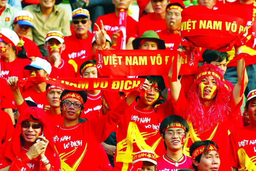 Vietnam U23 football team makes history   ảnh 5