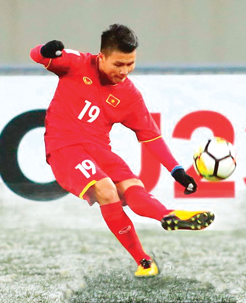 Vietnam U23 football team makes history   ảnh 1