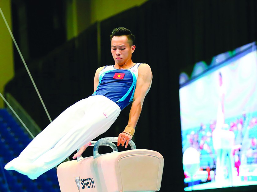Sports specialization and expectation in HCMC's young talented athletes ảnh 2