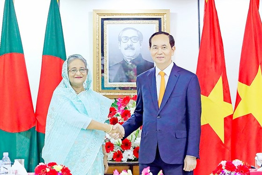 VN & Bangladesh boost comprehensive cooperation  ảnh 1