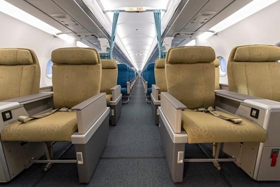 VNA receives first- A321neo aircraft ảnh 2