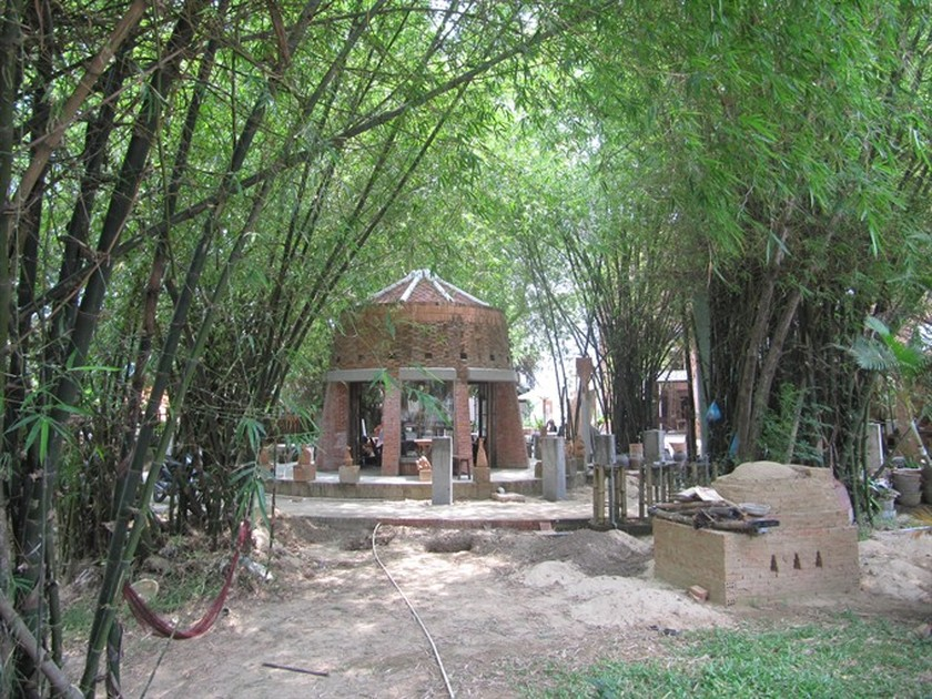 Park preserves pottery trade in Hoi An ảnh 5