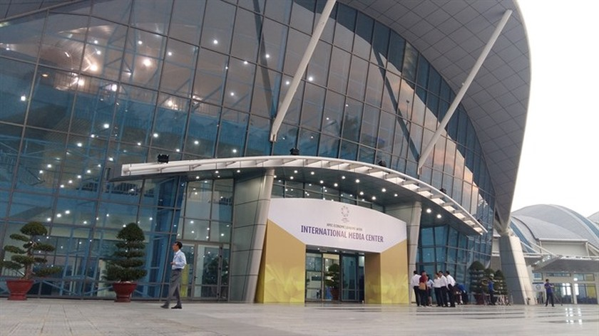 New media centre to cover APEC Summit opens ảnh 2