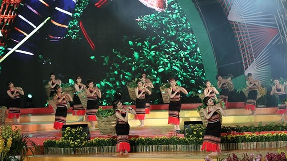 Dat Lat Flower Festival opens ảnh 7