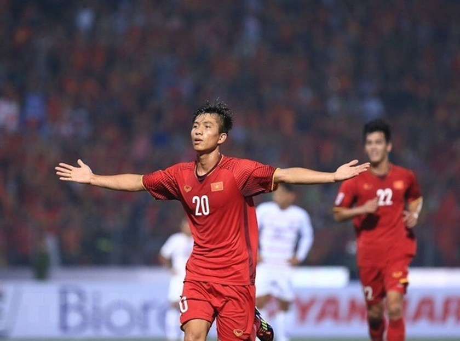 Vietnam defeat Cambodia 3-0, entering semifinal of 2018 AFF Suzuki Cup ảnh 1