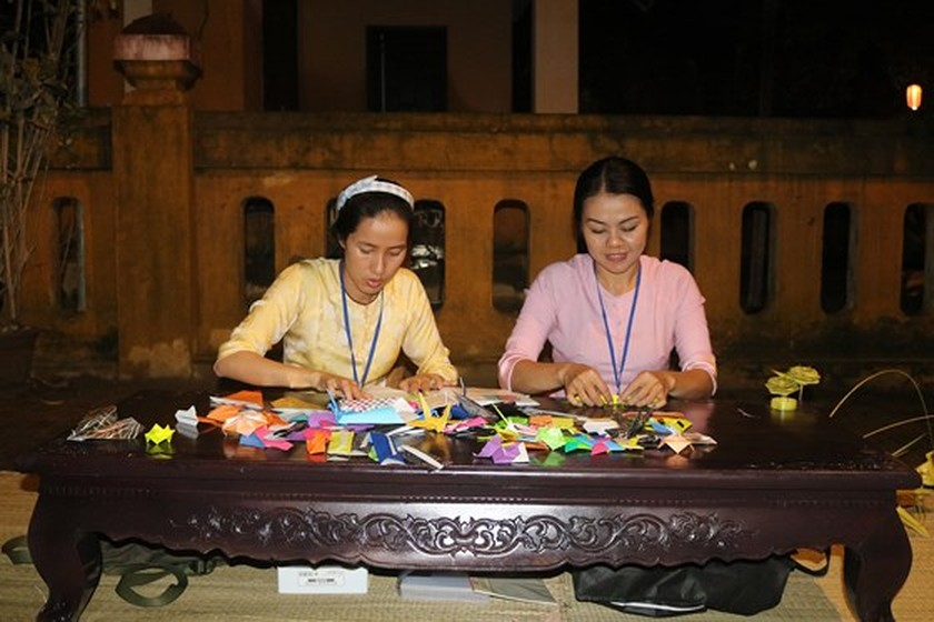 Vietnam-Japan Cultural Space opens in Hoian ảnh 1