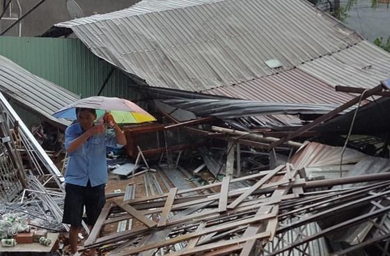 Khanh Hoa prepares for storm No.14 ảnh 1