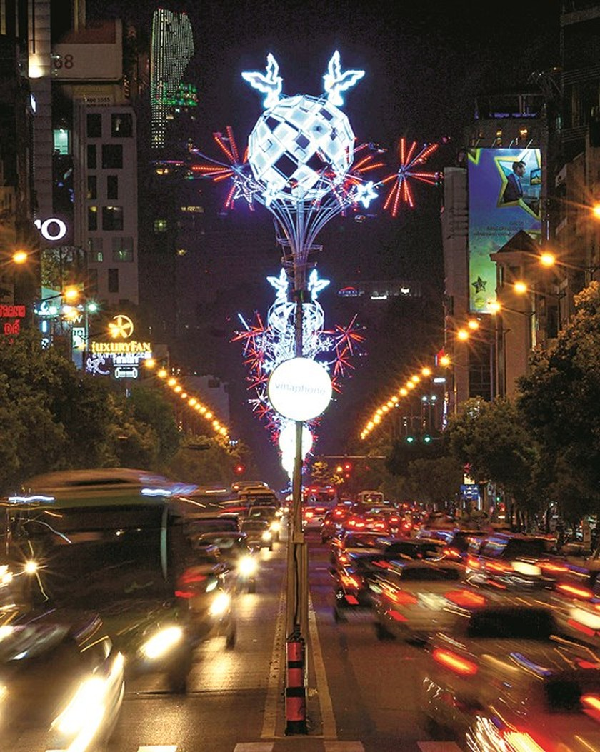 HCMC welcomes New Year 2018 ảnh 3