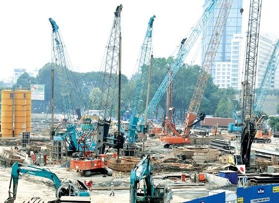HCMC's metro line No.1 Ben Thanh Suoi Tien project ảnh 3