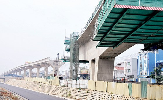 HCMC's metro line No.1 Ben Thanh Suoi Tien project ảnh 5